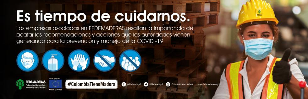 Colombia tiene Madera - Autocuidado